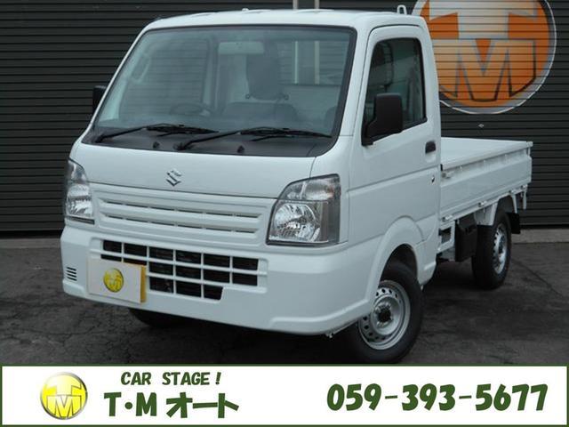 スズキ KCエアコン・パワステ 5MT パートタイム4WD