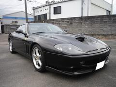 フェラーリ 550マラネロ 5.5 6速MT 可変マフラー 車高調