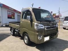 ハイゼットトラックエクストラ 4WD 5速MT フル装備 荷台マット