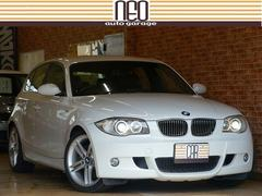 BMW130i Mスポーツ 6MT HDDナビ ディーラー下取車