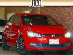 VW ポロGTI 下取直販 禁煙 パドル BBS