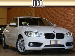 BMW118i 1オーナー プラス・PサポートPKG LEDライト