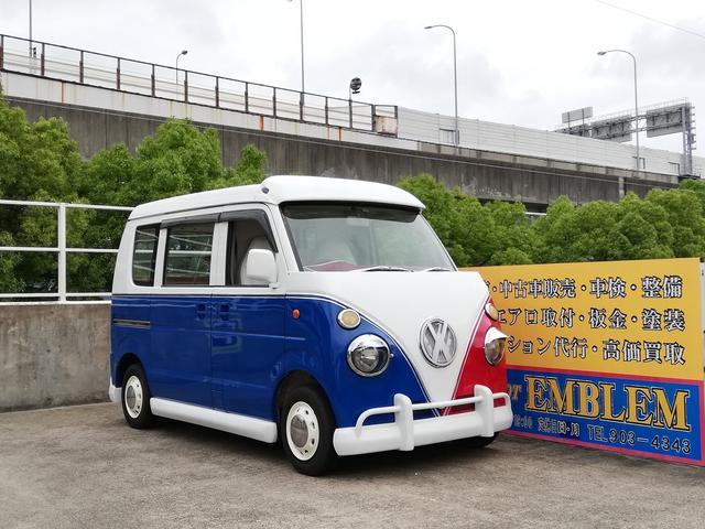 スズキ PA キャルルック 移動販売車 タイプアーリー シンク付