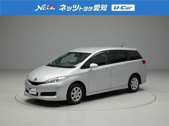 トヨタ 1.8X HDDナビ フルセグ 3列シート ETC ABS