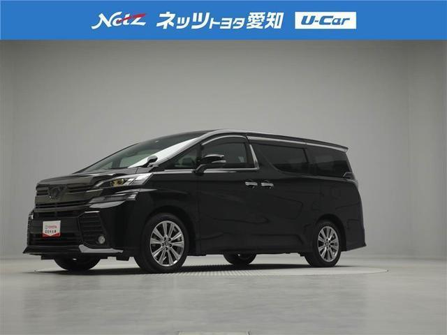 トヨタ Z Aエディション ゴールデンアイズ メモリーナビ ETC