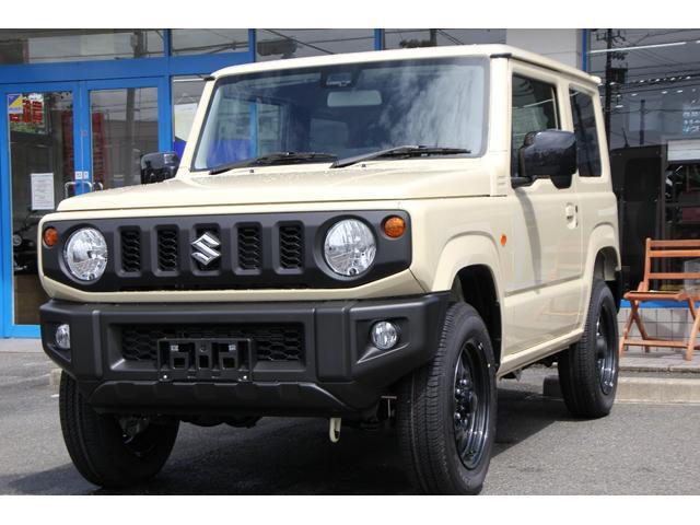 スズキ XL 未使用車/AT/セーフティーサポート付車/社外ナビ/プッシュスタート/オートエアコン/フォグランプ/電格ミラー/パートタイム4WD