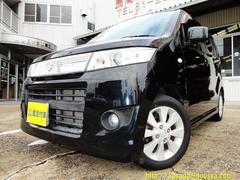 ワゴンRスティングレーX スマートキー HIDヘッド ワンオーナー 整備・保証付