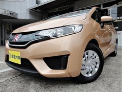 フィット13G・Lパッケージ スマートキー LEDヘッドライト LEDドアミラーウインカー ハーフシェイド・フロントウインドウ ULTR SEAT プライバシーガラス アームレスト付センターコンソールボックス  整備・保証付