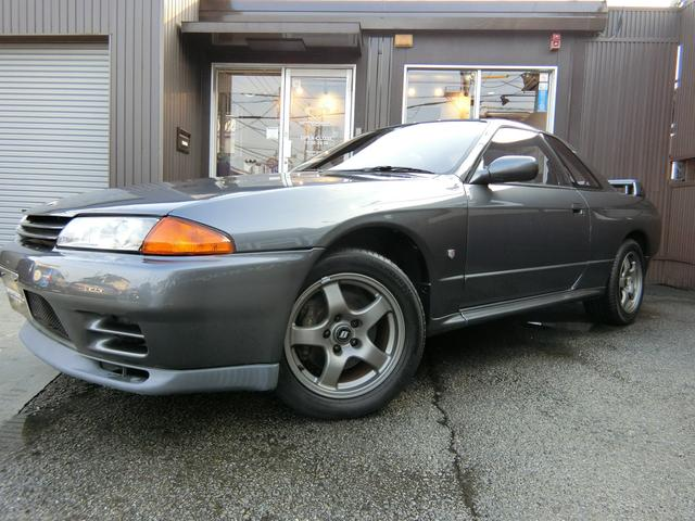 日産 GT-R Tベルト交換歴有 HKSマフラー 純正キー ETC