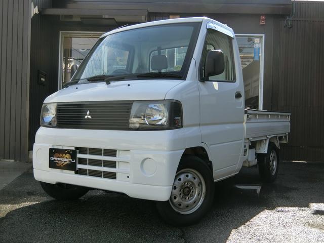 三菱 ベースグレード 5MT 4WD AC PS