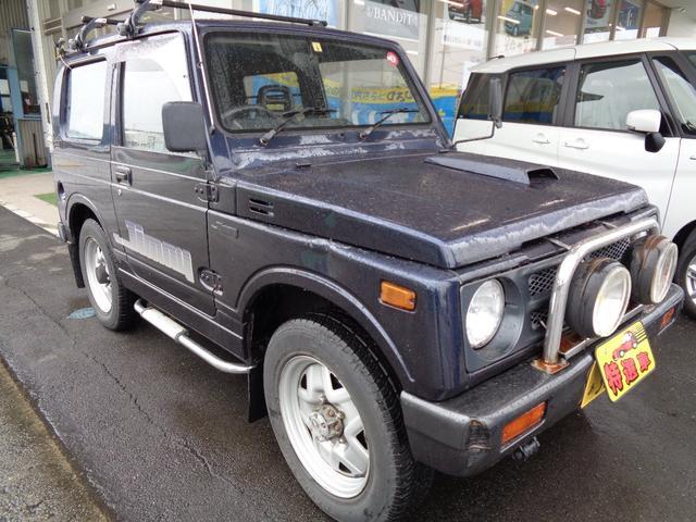 スズキ HC JA11V  AT   現状販売車