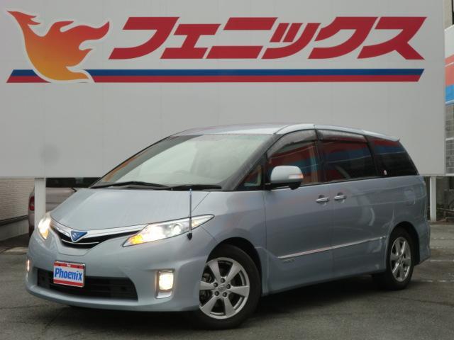 トヨタ X サイドリフトアップシート装着車 HDDナビ地デジ AFS