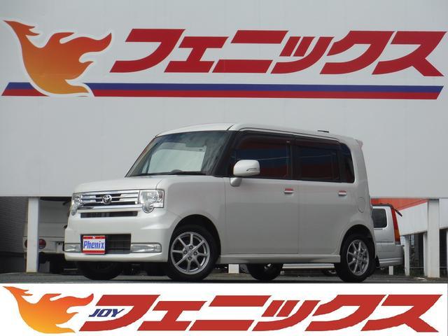 トヨタ カスタム G メモリーナビ地デジ エコアイドル キーフリ