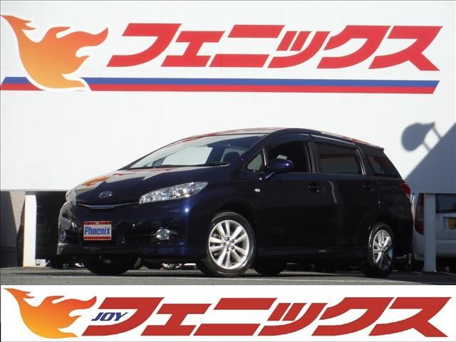 トヨタ 1.8Xワンオーナー車HDDナビTVスマートキー