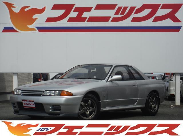 日産 GT-Rヴェルサイドマフラー純正16AWHKS車高調