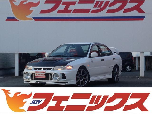 GSRエボリューションIV ナビ DVD再生 レカロシート HKSマフラー HKS車高調 クスコタワーバー MOMOステアリング Defi3連メーター ターボタイマー WORK18インチアルミ 280PS
