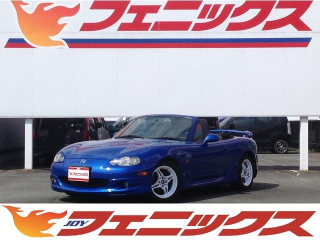 マツダ マツダスピードロードスター フルエアロ SSR15インチアルミ スポーツサウンドマフラー 車高調