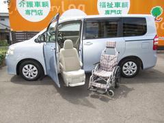 ノア福祉車両ウェルキャブ X L 助手席リフトアップシート A