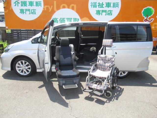 トヨタ 福祉車両プラタナ 助手席リフトアップシート パノラマAタイプ