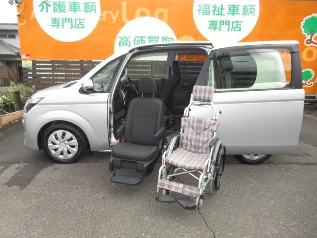 トヨタ 福祉車両 F 助手席リフトアップシート Aタイプ