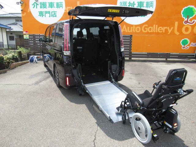 トヨタ 福祉車両 Xi スロープタイプ3 専用車いす電動 7名