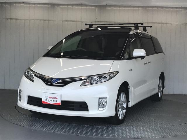 トヨタ X 3列シート クルコン フルタイム4WD オットマンETC