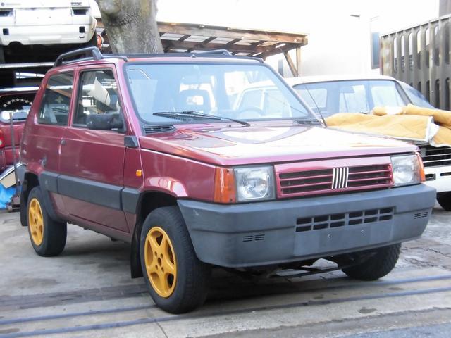 「フィアット」「フィアット パンダ」「コンパクトカー」「愛知県」の中古車