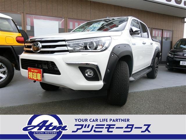 トヨタ 2.4Z TRDパーツ 20AW