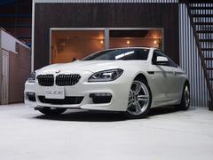 BMW640iクーペ Mスポーツ ワンオーナー 白革 サンルーフ