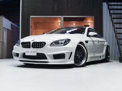BMW M6グランクーペ HAMANNワイドボディー 特注インテリア