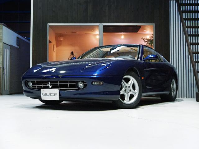 456(フェラーリ) M GTA 中古車画像
