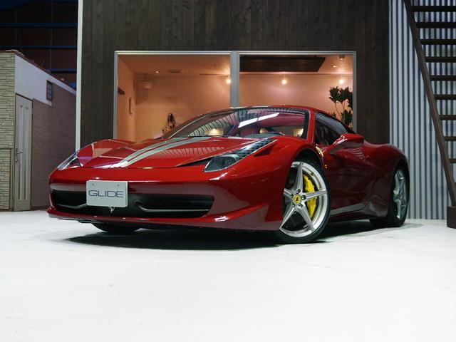 「フェラーリ」「フェラーリ 458イタリア」「クーペ」「岐阜県」の中古車