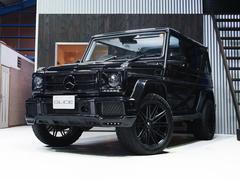 GクラスG350D ラグジュアリーPKG 白×黒革 フルカスタム車両