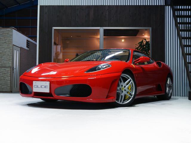 フェラーリ  ディーラー車 カーボンブレーキ