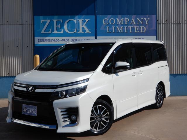 トヨタ ZS 両側パワースライド 11インチフリップモニター 9インチナビ フルセグ ブルートゥース バックモニター ETC LEDヘッド