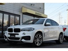 BMW X6xDrive 35i Mスポーツ 4WD
