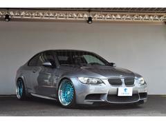 BMWM3クーペ DCT アクラポビッチマフラー 純正ホイールあり