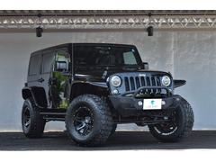 ジープ・ラングラーアンリミテッドスポーツ 4WD オフロードカスタム 構造変更 パーツ新品