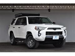 4ランナーTRD オフロード VENTURE PKG 4WD 2021