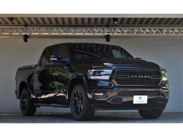 ダッジ ララミー 1500 4WD ナイトエディション 2020