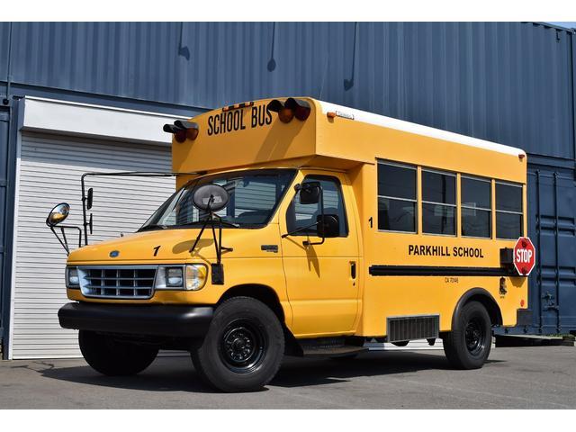 E350 ディーゼル スクールバス