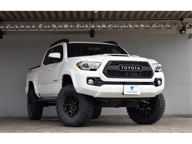 米国トヨタ ダブルキャブ TRDスポーツ 4WD スペシャルエディション