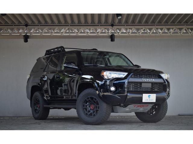 米国トヨタ TRD プロ 4WD 2021年モデル サンルーフ FOX