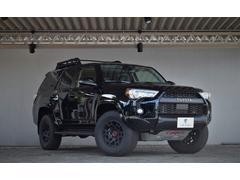 4ランナーTRD プロ 4WD 2021年モデル サンルーフ FOX