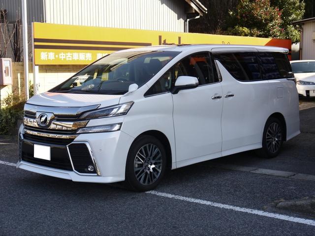 トヨタ 2.5Z Gエディション ナビ フルセグTV サンルーフ