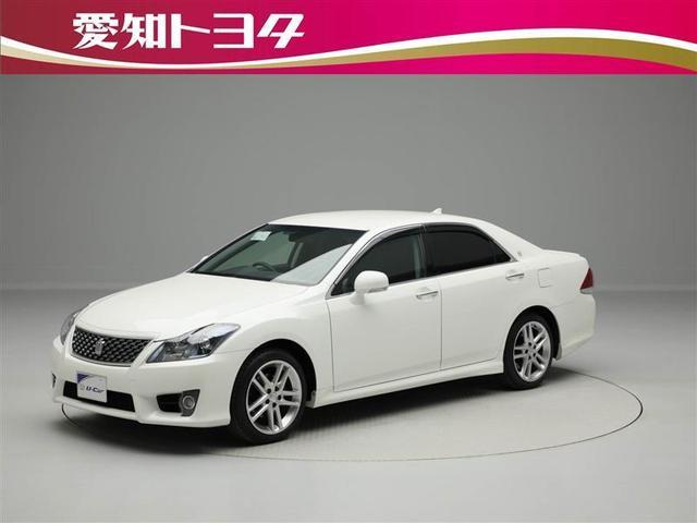 トヨタ アスリート スペシャルナビパッケージ ETC スマートキ-
