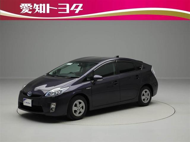 トヨタ G LEDエディション 純正アルミホイール 本革シート CD