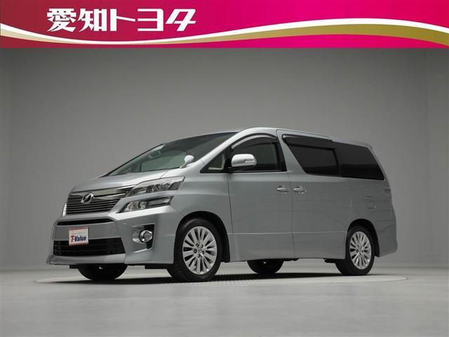 トヨタ 2.4Z Gエディション 両側電動スライドドア スマートキ-