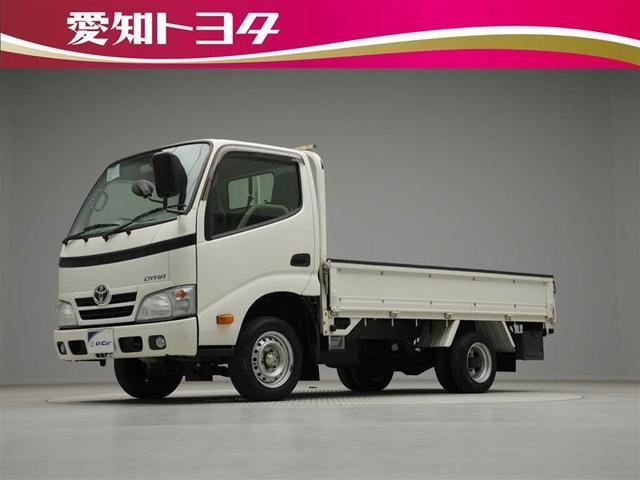 トヨタ 1TT ロングジャストロー ETC イモビライザー パワステ