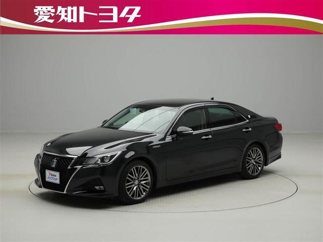 トヨタ アスリートG メモリーナビ フルセグ バックモニター ETC